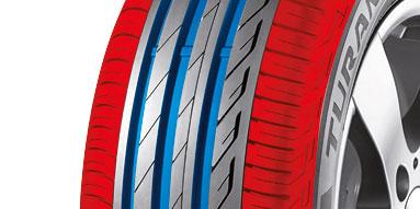 Протектор шины Bridgestone Turanza T001