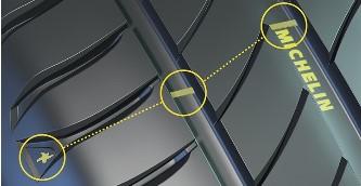 Протектор шины Мишлен Примаси 4