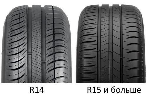 Протектор шины Michelin Energy Saver Plus