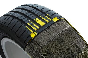 Стальной брекер шины Goodyear EfficientGrip Performance
