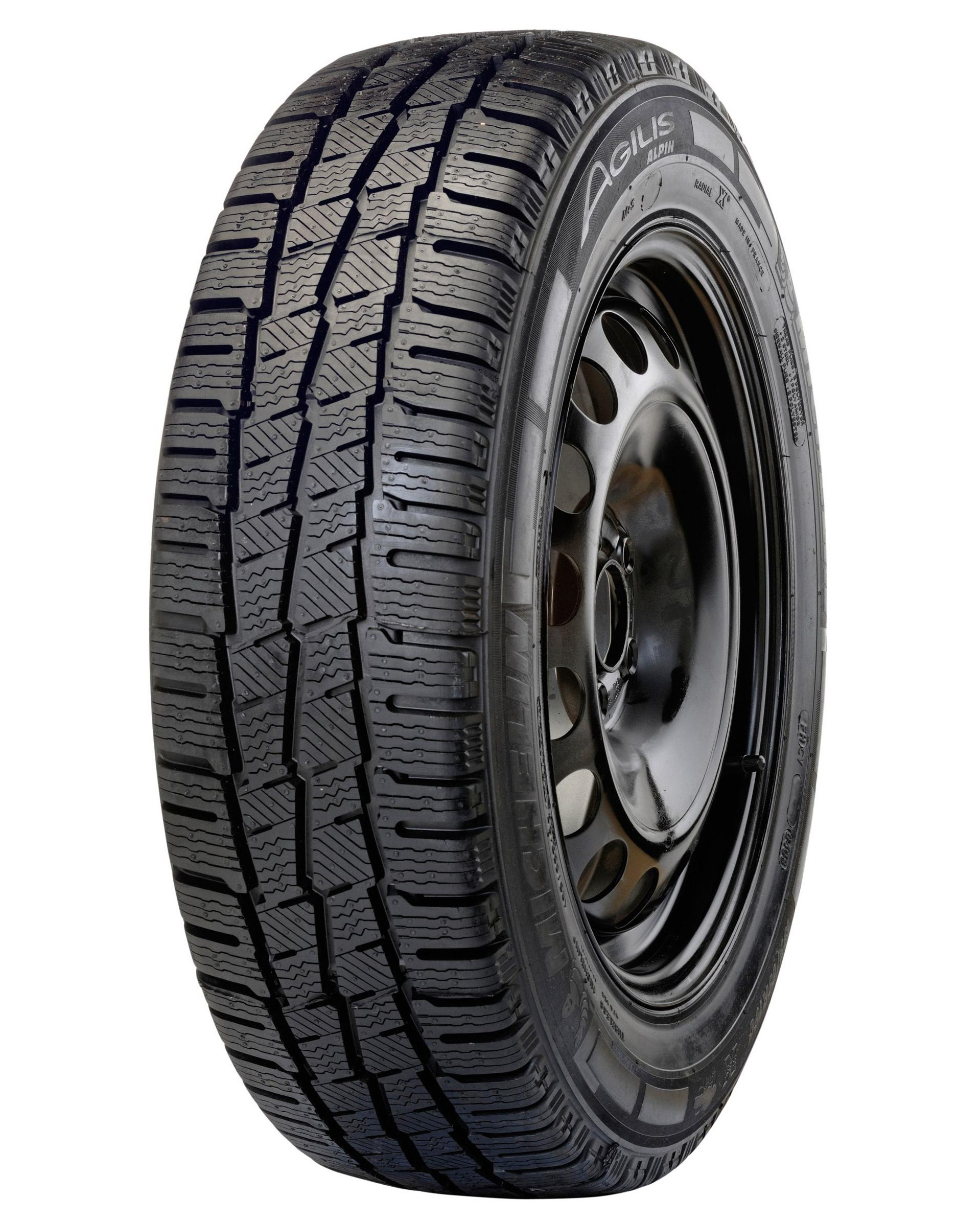 205/65 R16C [107/105] T AGILIS ALPIN - MICHELIN