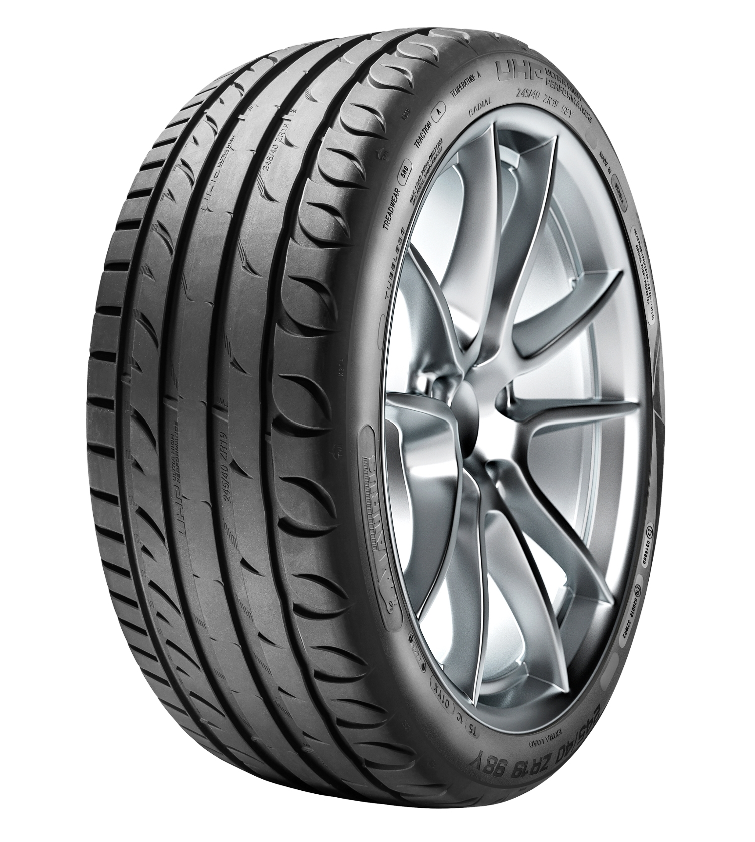 235/45 R18 [98] Y ULTRA HIGH PERFORMANCE XL - TAURUS