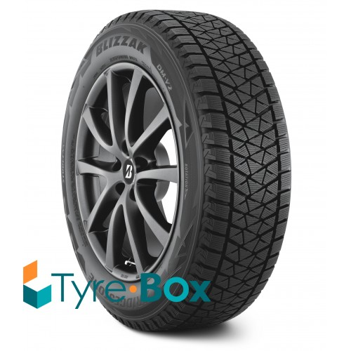 «имн¤¤ шина Bridgestone Blizzak DM-V2 275/45 R20 110T - фото 5